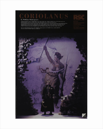 Coriolanus, 1994 by David Thacker