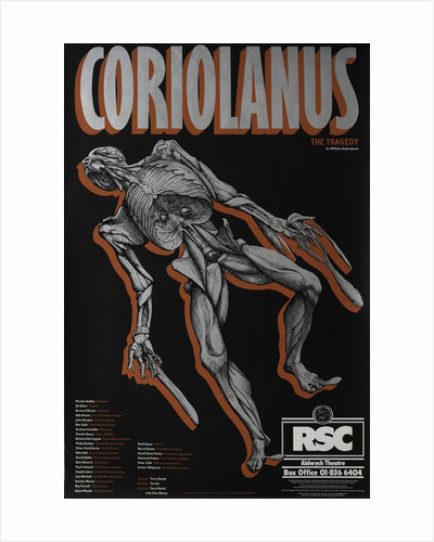 Coriolanus, 1978 by Terry Hands