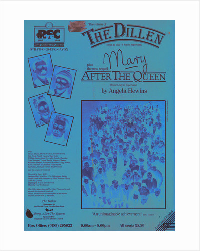 The Dillen, 1985 by Barry Kyle