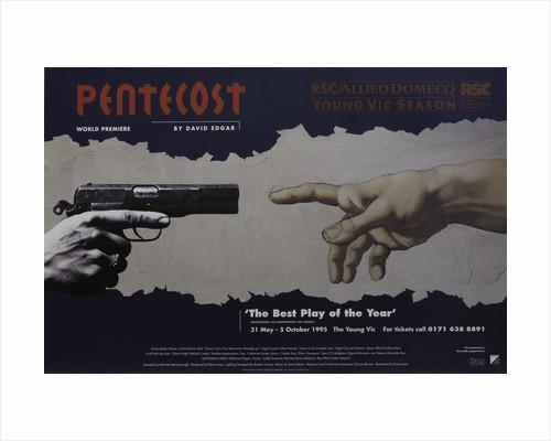 Pentecost, 1995 by Michael Attenborough