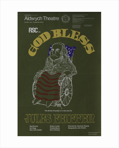 God Bless, 1968 by Geoffrey Reeves