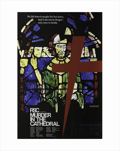 Murder in the Cathedral, 1972 by Terry Hands