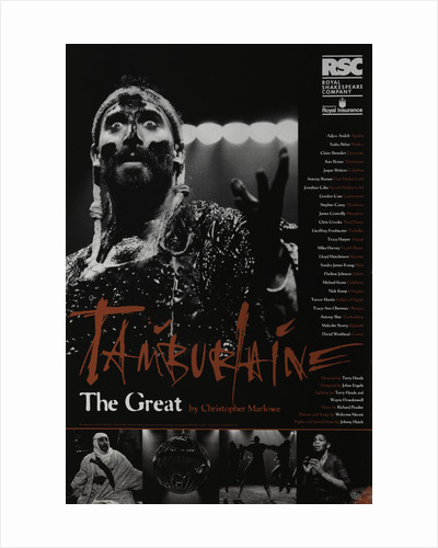 Tamburlaine the Great, 1993 by Terry Hands