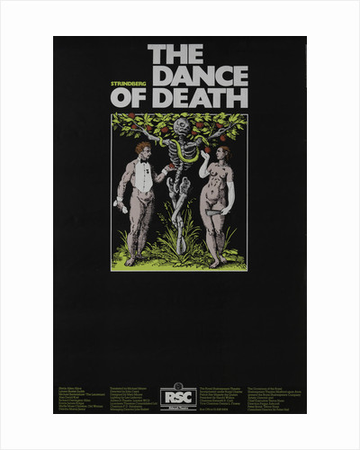 The Dance of Death, 1978 by John Caird