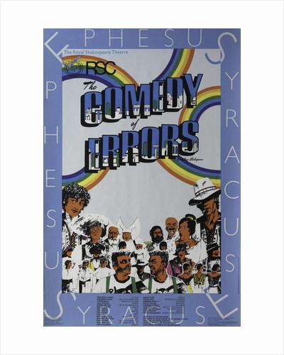The Comedy of Errors, 1976 by Trevor Nunn