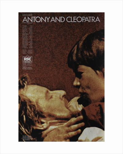 Antony and Cleopatra, 1979 by Peter Brook