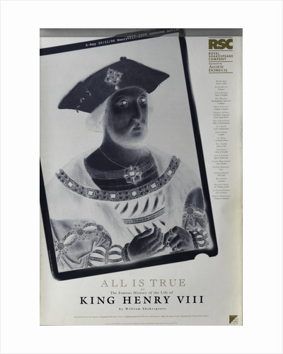 Henry VIII, 1996 by Gregory Doran