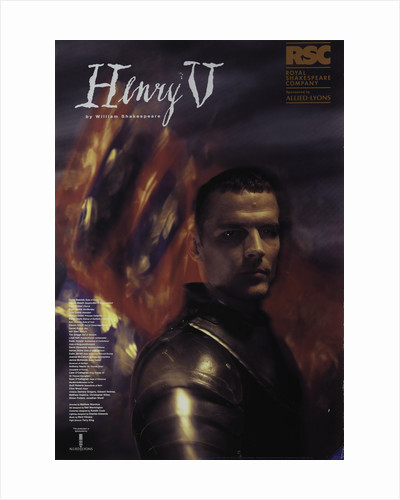 Henry V, 1994 by Matthew Warchus