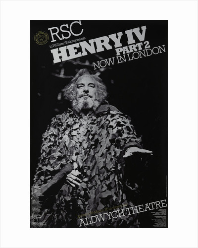 Henry IV Part 1, 1976 by Terry Hands