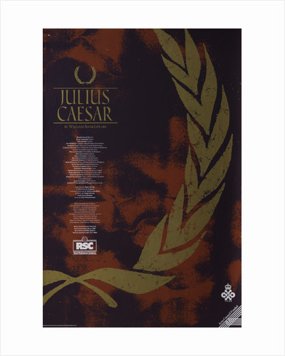 Julius Caesar, 1987 by Terry Hands