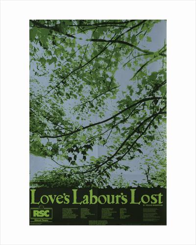 Love's Labours Lost, 1979 by John Barton