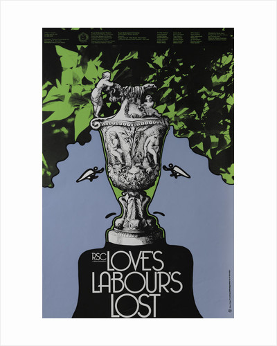 Love's Labours Lost, 1975 by David Jones