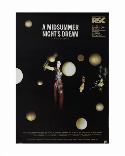 A Midsummer Night's Dream, 1999 by Michael Boyd