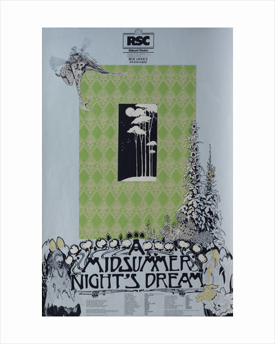 A Midsummer Night's Dream, 1977 by John Barton