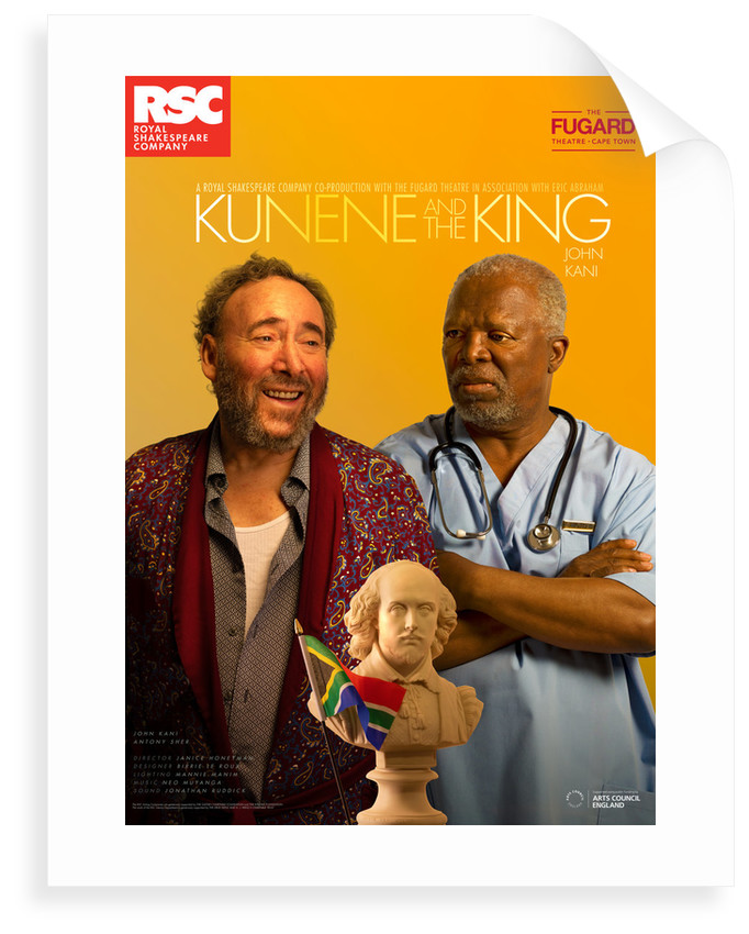 Kunene and The King, 2019 by Royal Shakespeare Company