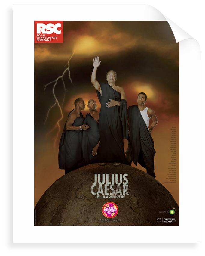 Julius Caesar, 2012 by Gregory Doran