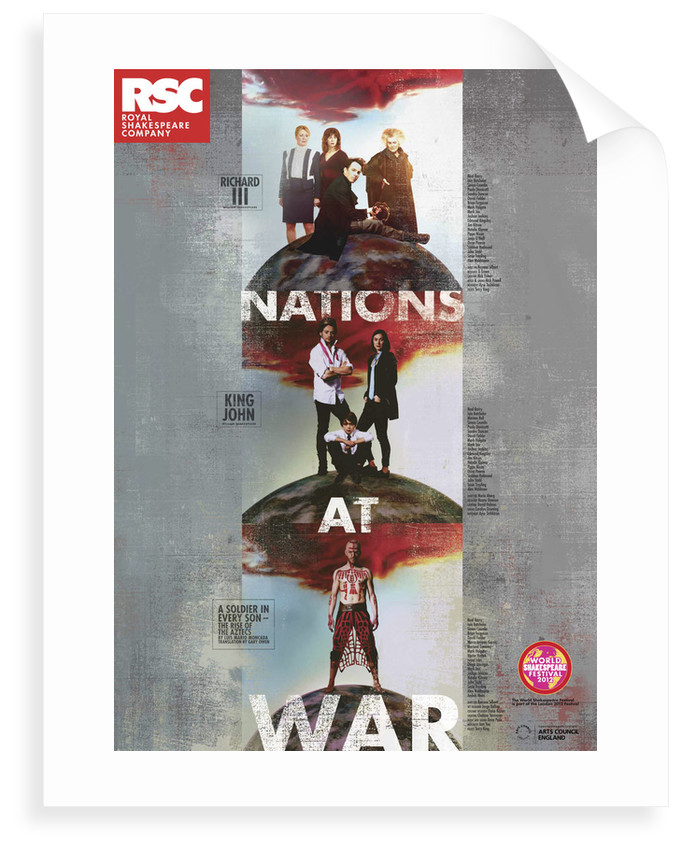 Nations at War, 2012 by Roxana Silbert