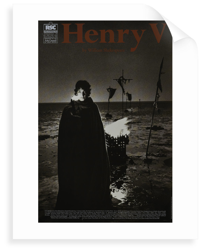 Henry V, 1984 by Adrian Noble