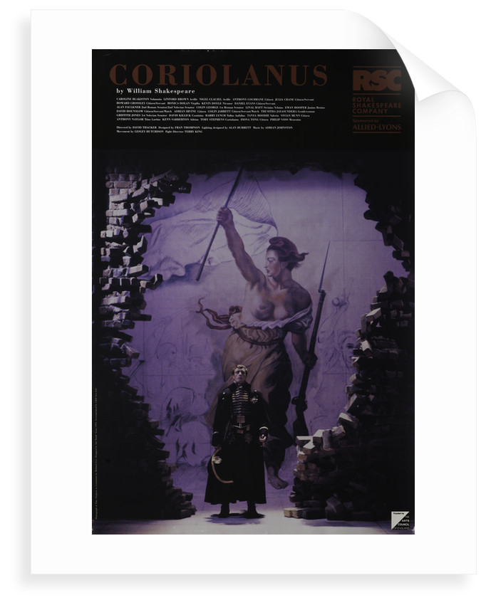 Coriolanus, 1994 by David Thacker