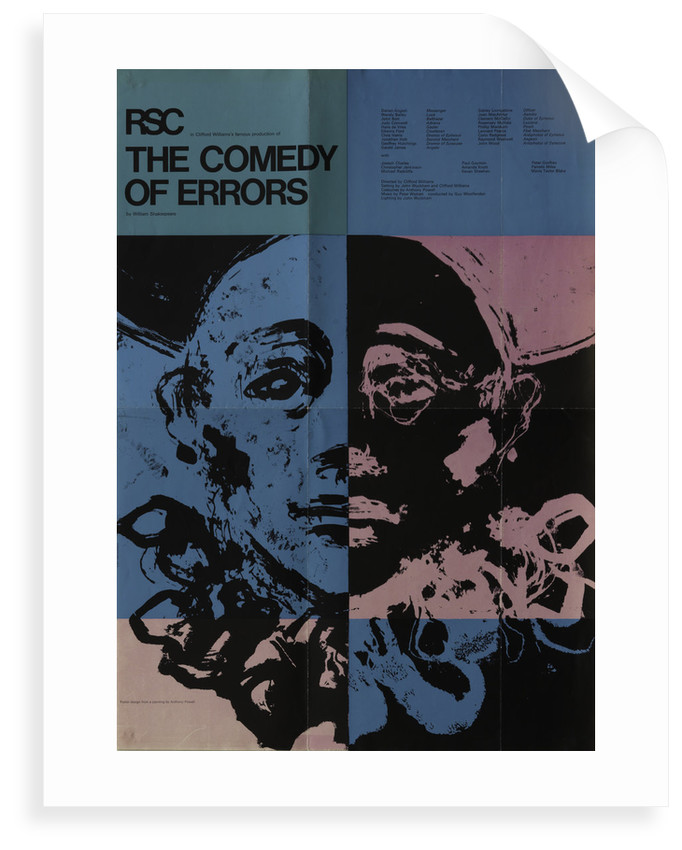 The Comedy of Errors, 1972 by Clifford Williams