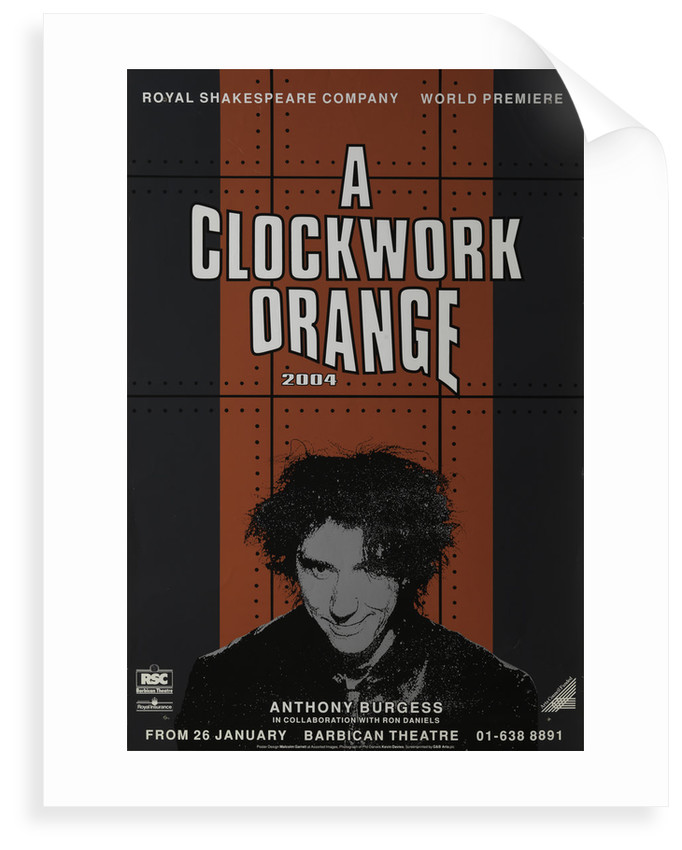 A Clockwork Orange, 1990 by Ron Daniels