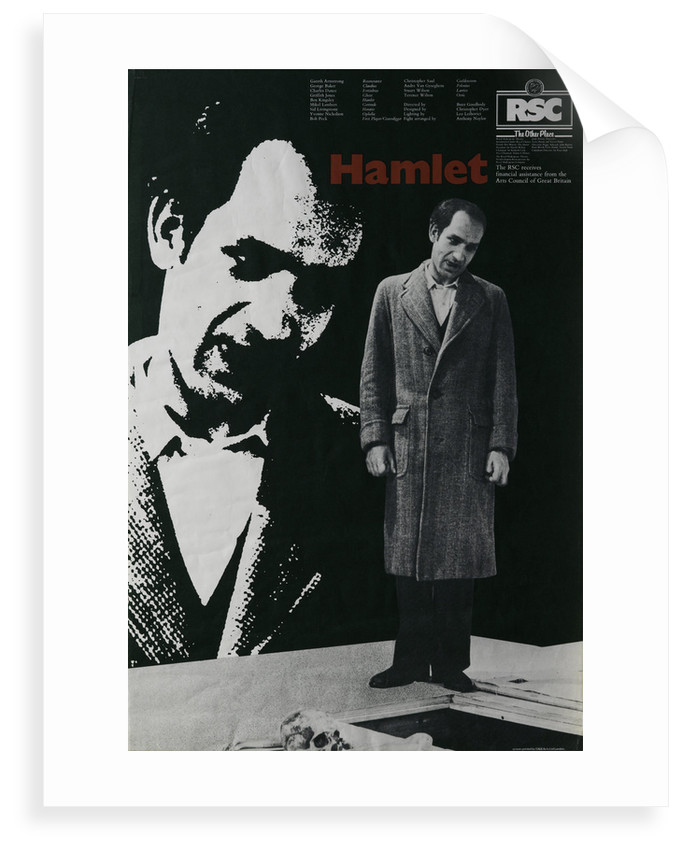 Hamlet, 1975 by Buzz Goodbody