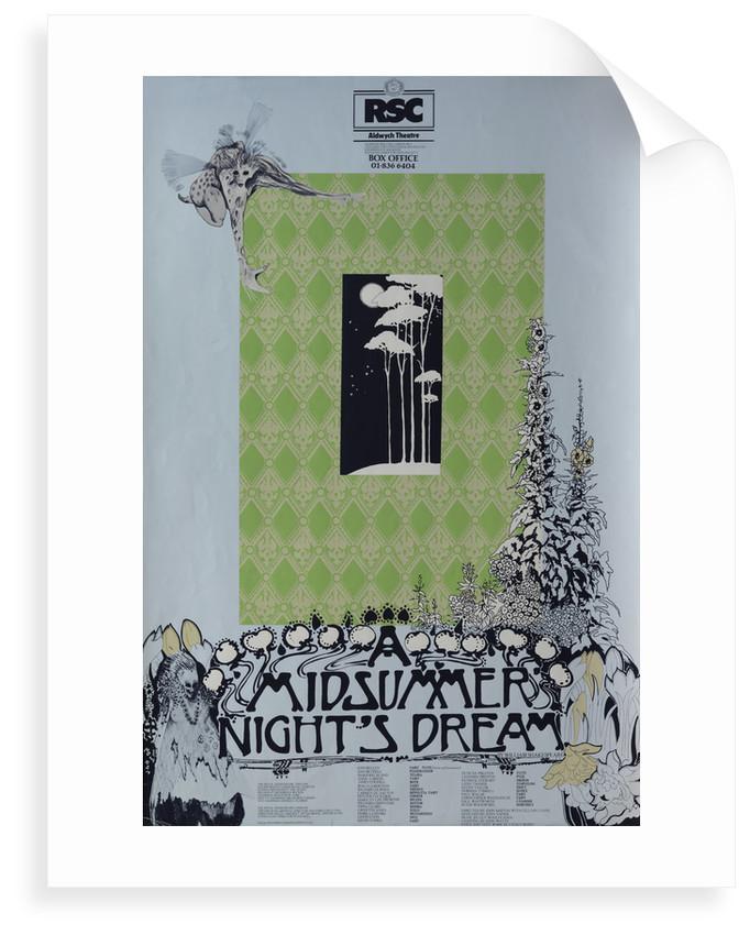 A Midsummer Night's Dream, 1977 by John Barton