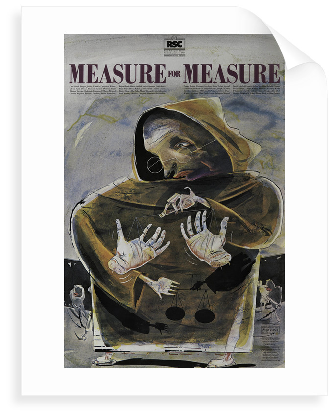Measure for Measure, 1983 by Adrian Noble
