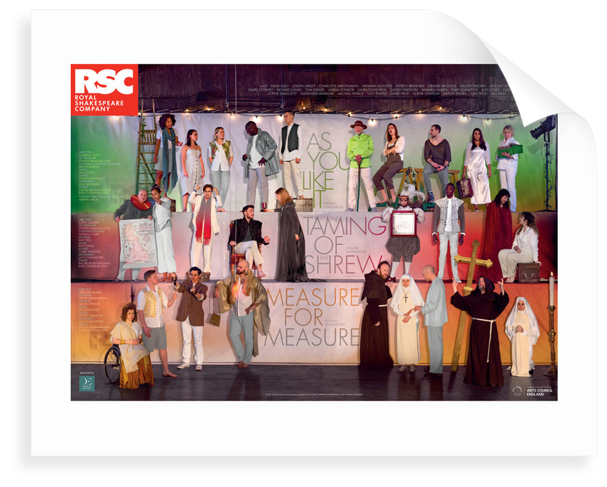 Season Ensemble Cast 2019 by Royal Shakespeare Company