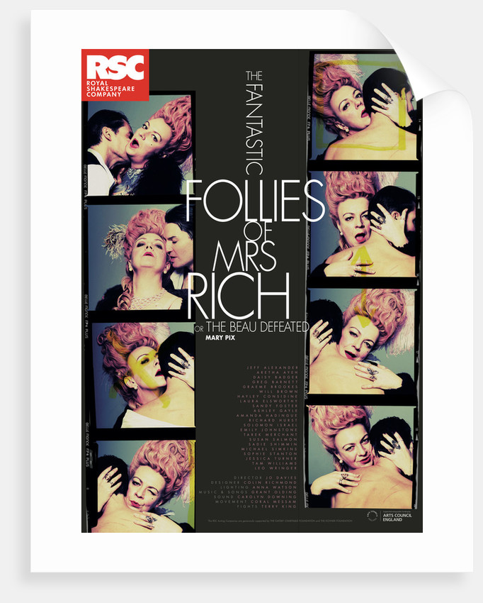 The Fantastic Folliew of Mrs Rich, 2018 by Royal Shakespeare Company