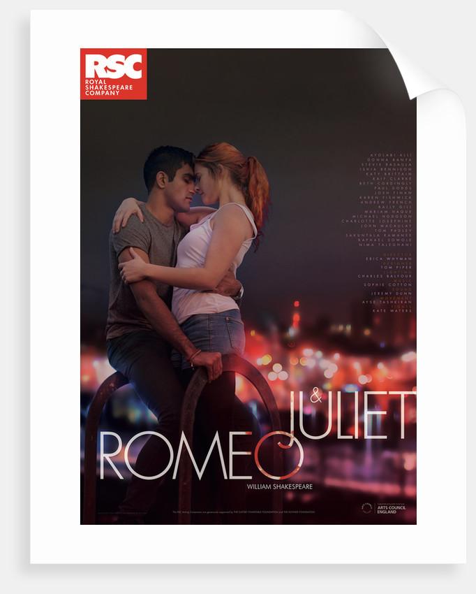 Romeo & Juliet, 2018 by Royal Shakespeare Company
