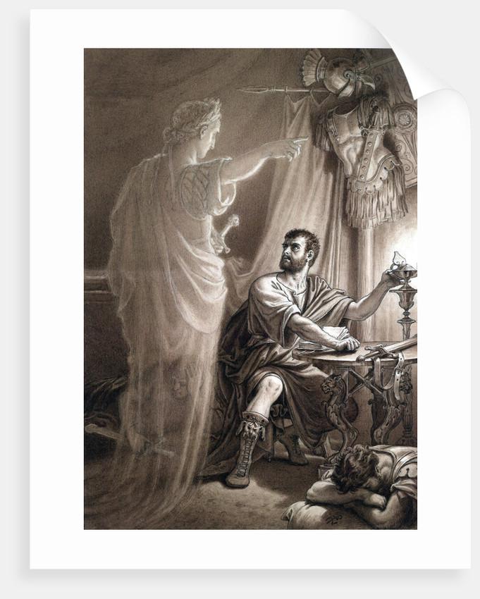 Julius Caesar, Act IV by Sir Joseph Noel Paton