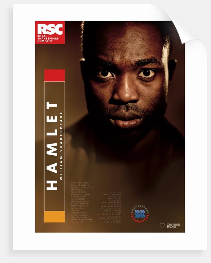 Hamlet, 2016 by Royal Shakespeare Company