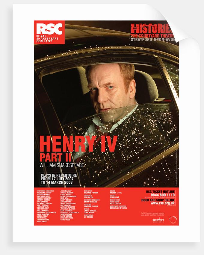 Henry IV Part II, 2007 by Michael Boyd