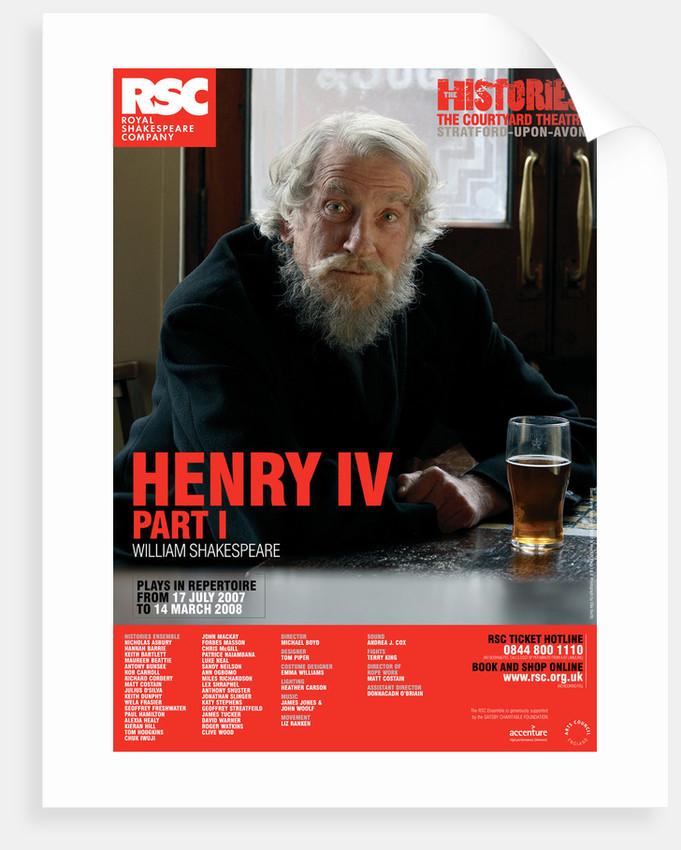 Henry IV Part I, 2007 by Richard Twyman