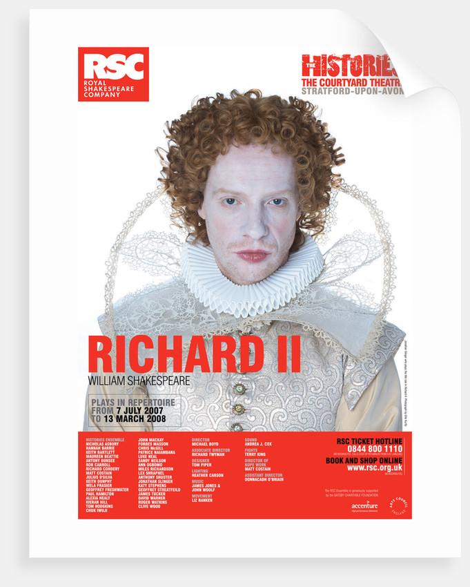Richard II, 2007 by Michael Boyd