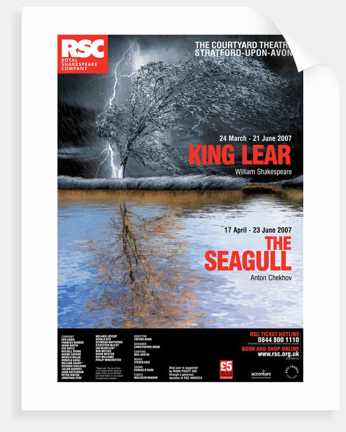 King Lear / The Seagull 2007 by Trevor Nunn