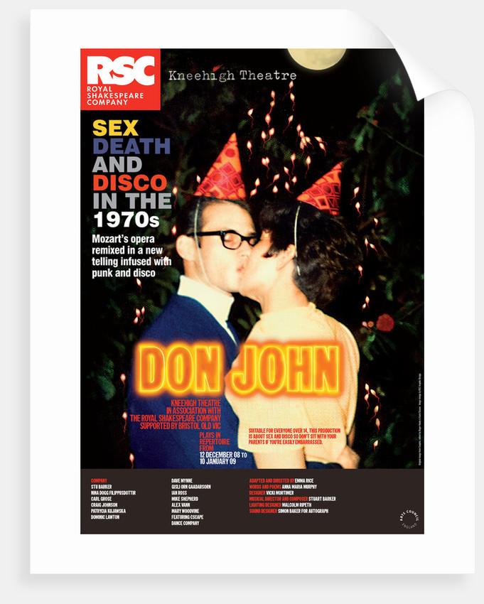 Don John, 2008/9 by Emma Rice