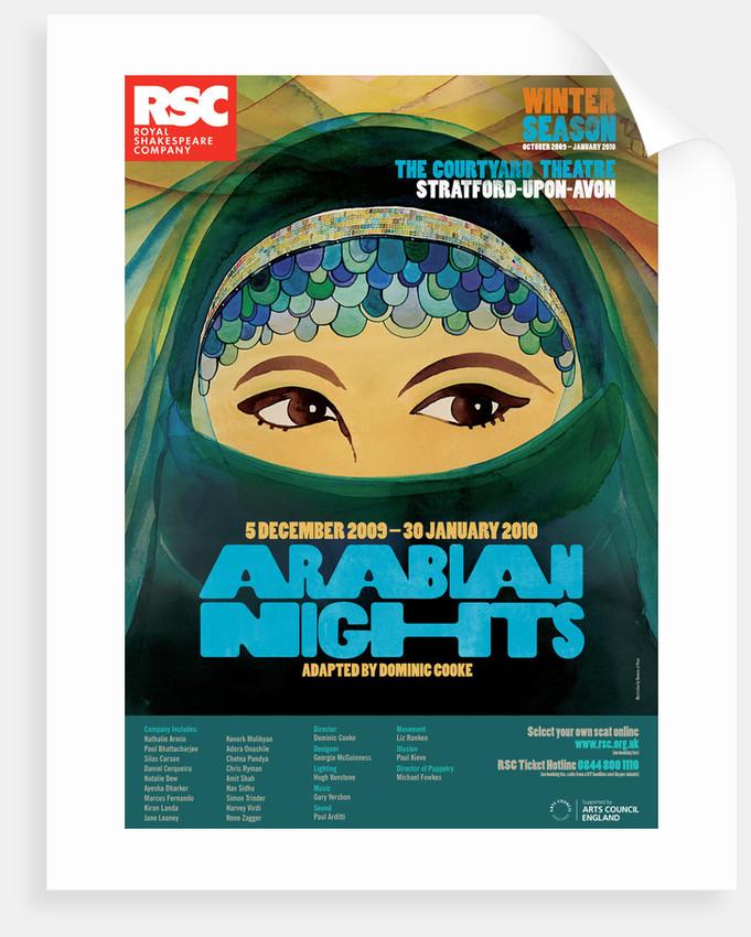 Arabian Nights, 2009 by Dominic Cooke