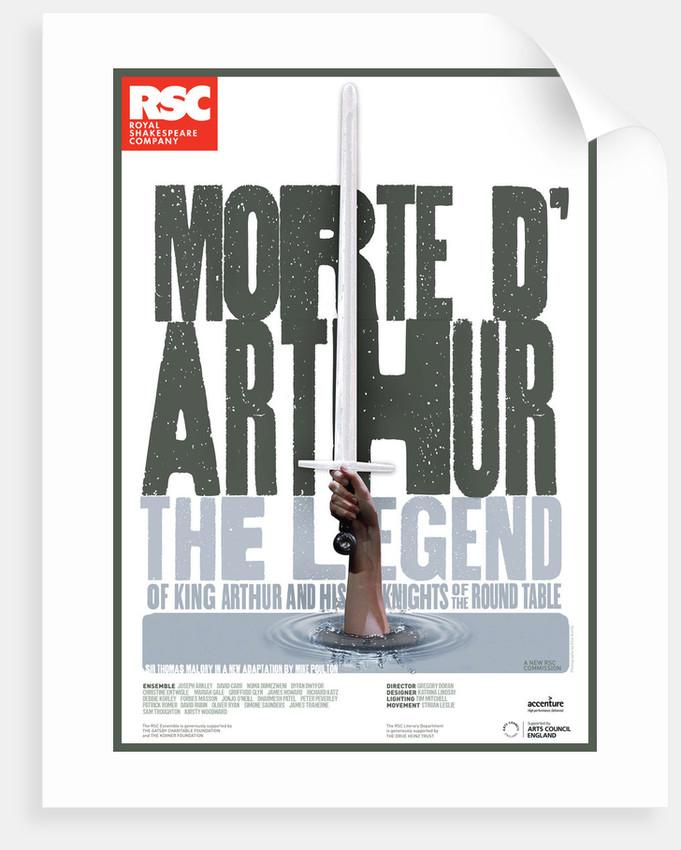 Morte D'Arthur, 2010 by Gregory Doran