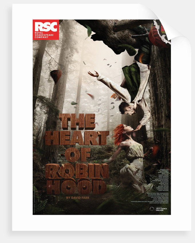 The Heart of Robin Hood, 2011 by Gisli Orn Gardarsson