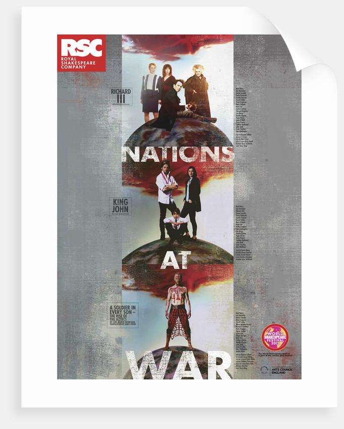 Nations at War, 2012 by Roxana Silbert