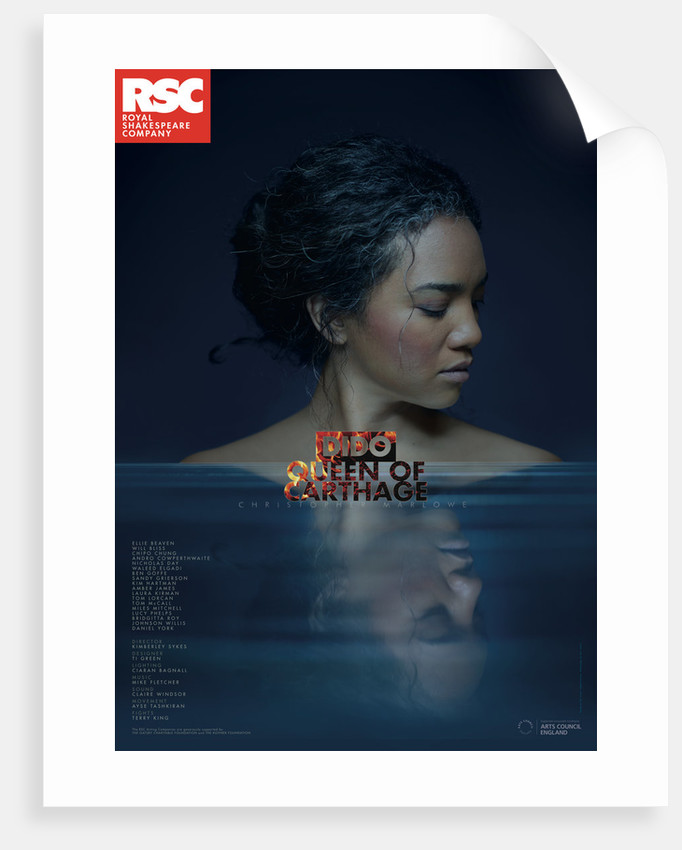 Dido, Queen Of Carthage, 2017 by Royal Shakespeare Company