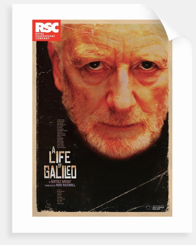A Life of Galileo, 2013 by Roxana Silbert