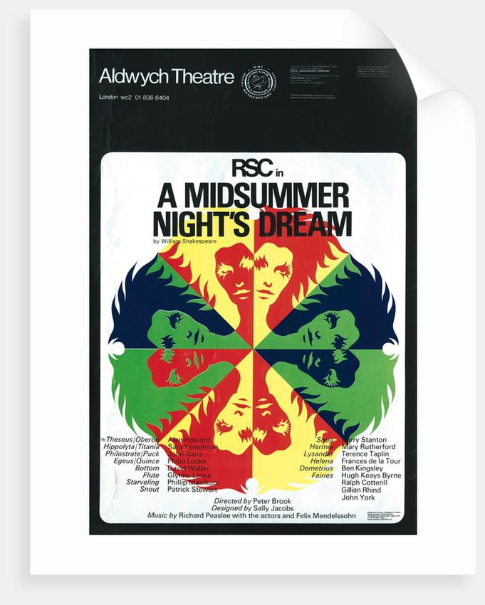 A Midsummer Night's Dream, 1970 by Peter Brook