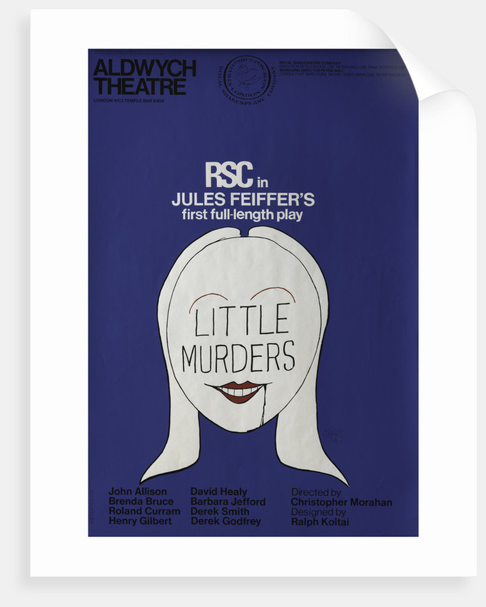 Little Murders, 1967 by Christopher Morahan