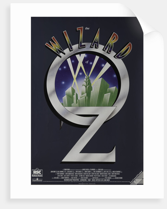 The Wizard of Oz, 1987 by Ian Judge
