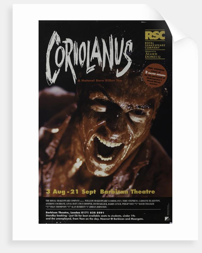 Coriolanus, 1995 by David Thacker