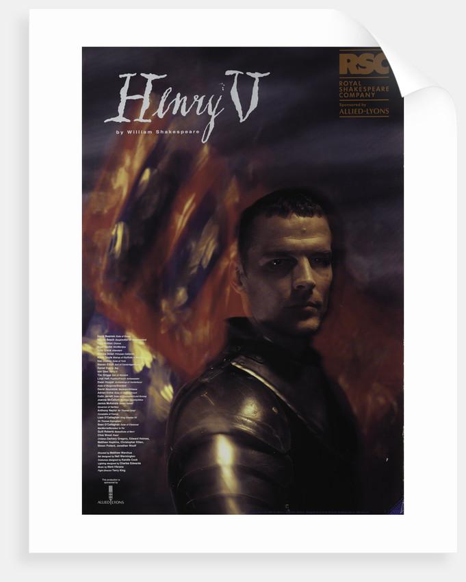 Henry V, 1994 by Matthew Warchus