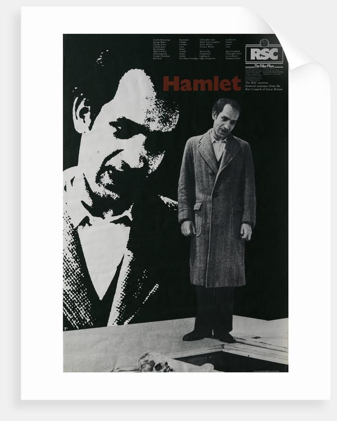 Hamlet, 1975 by Buzz Goodbody